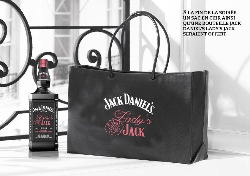 Jack daniels ladies jack