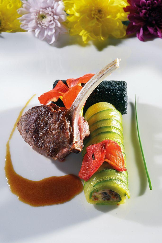 Royal Palm reveals La Goélette's new menu under Chef