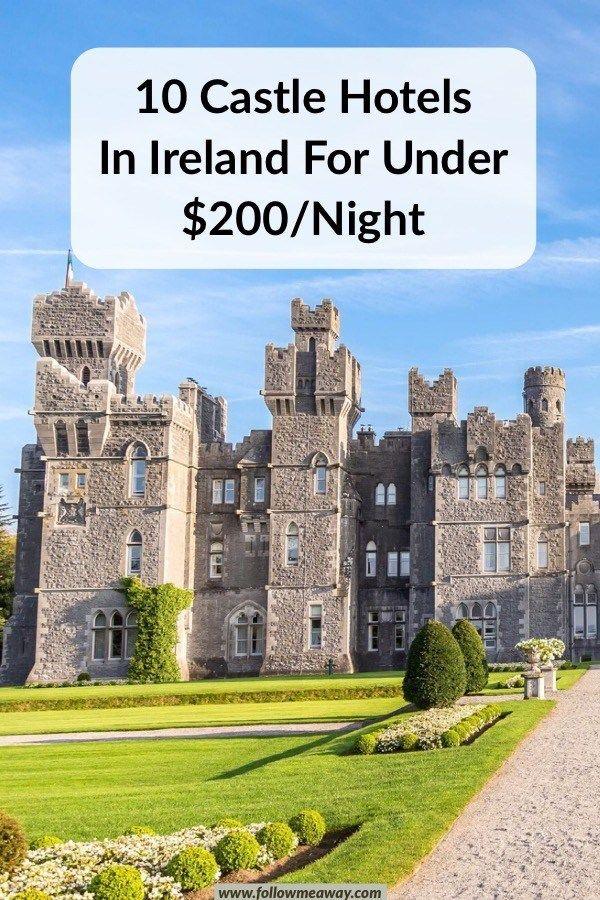 10 Best Castle Hotels In Ireland Out Of A Fairytale - Follow Me Away