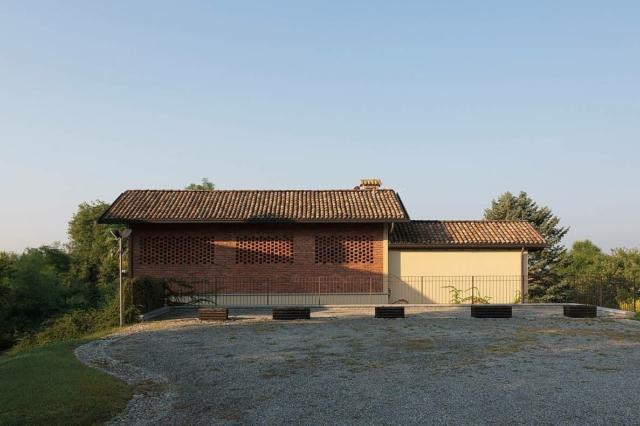 Recuperare Un Rustico Da Edificio Rurale Ad Abitazione Casa Design