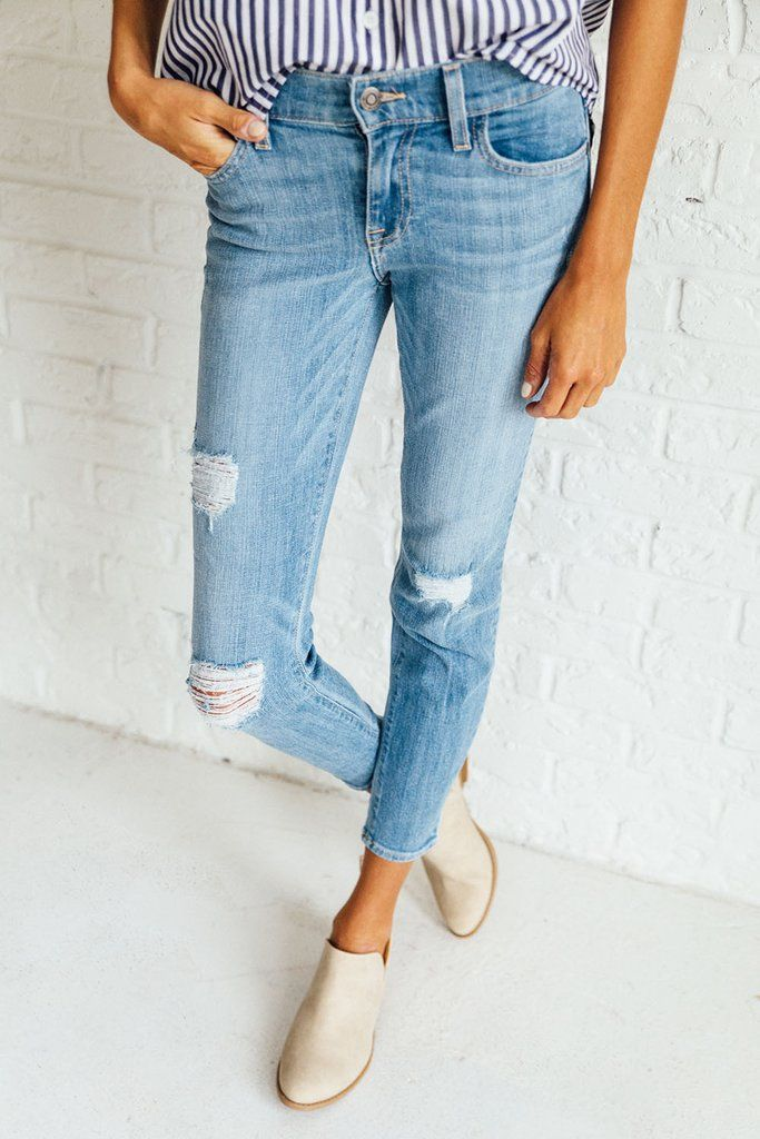 Crystal Cove Jeans | Clad & Cloth Apparel
