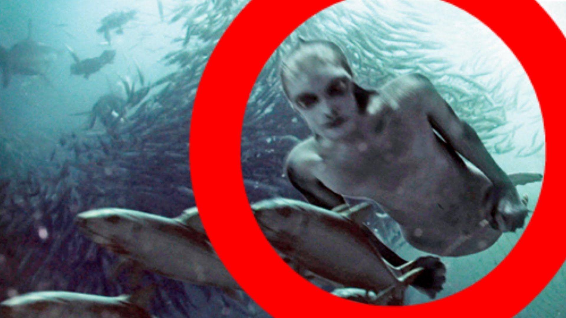 اخطر 5 فيديوهات لظهور حورية البحر حقيقية Echte Meerjungfrauen Realistische Meerjungfrau Seltsame Kreaturen