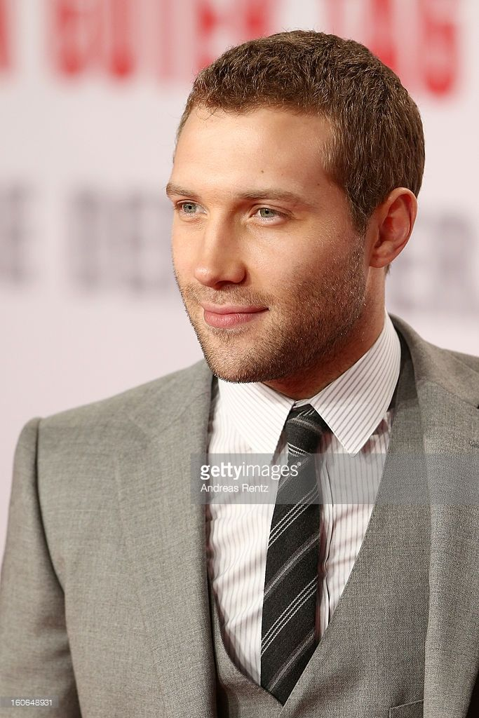 Jai Courtney attends 'Die Hard - Ein Guter Tag Zum Sterben' Germany Premiere at Cinestar Potsdamer Platz on February 4, 2013 in Berlin, Germany.