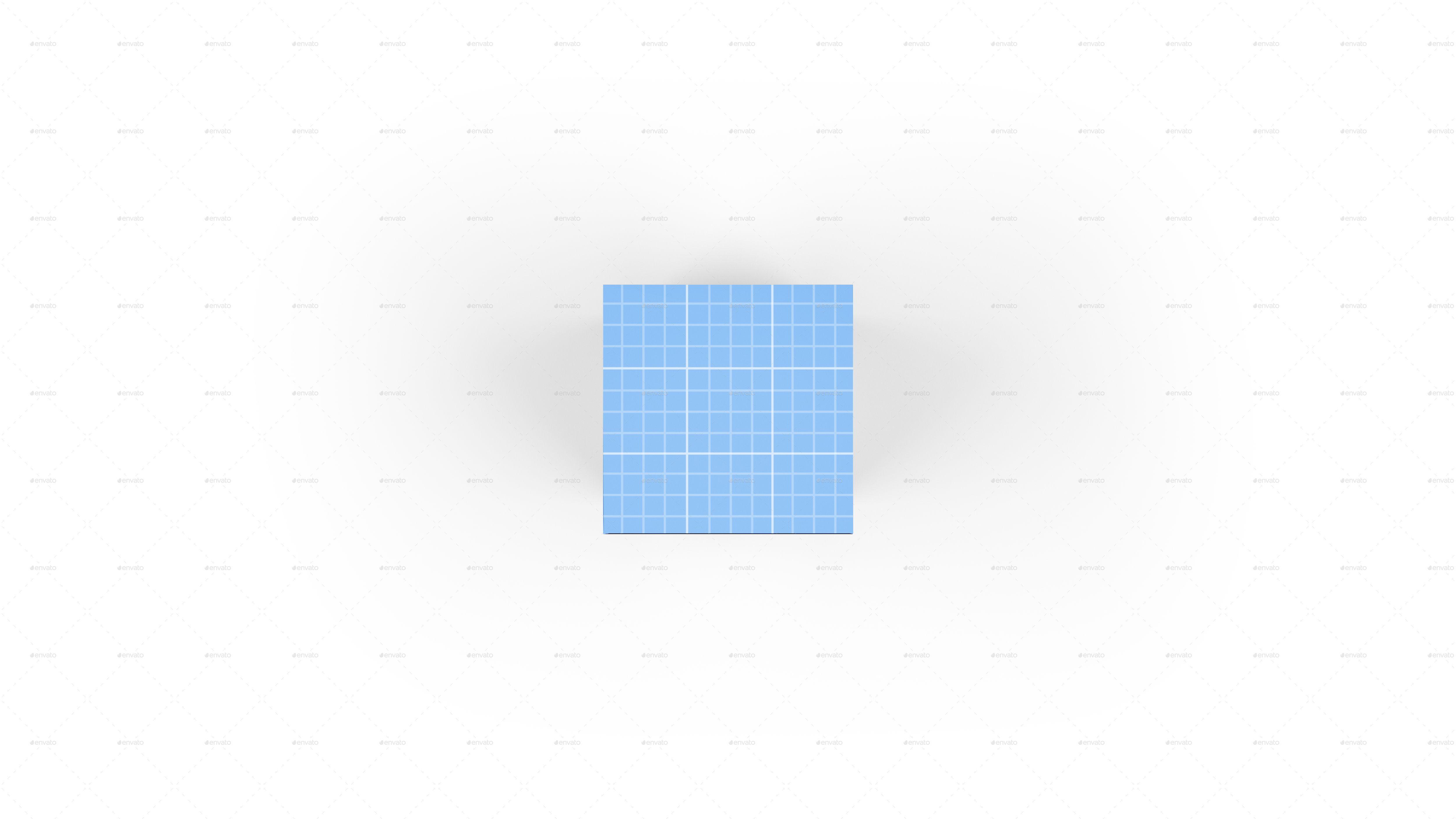 Download Box Mockup Rectangle Box Mockup Label Design Mockup