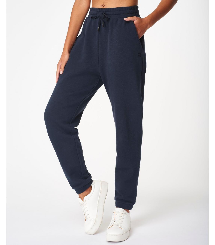 Essentials Jogger - navyblue   Women's Trousers & Yoga Pants   www.sweatybetty.com