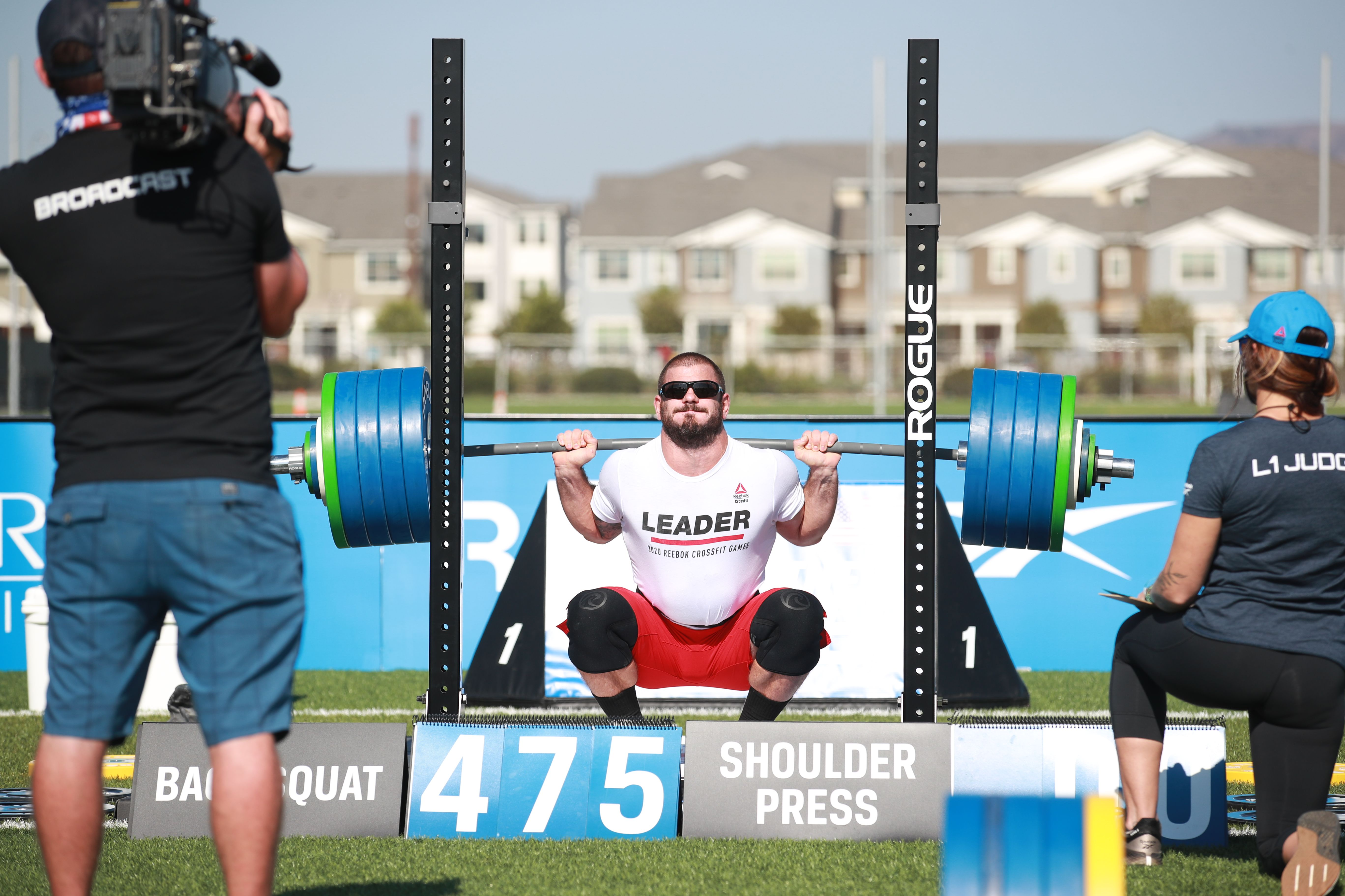 The 2020 Crossfit Games Are Live Cfgstage2 Crossfit Crossfit Games Crossfit Athletes