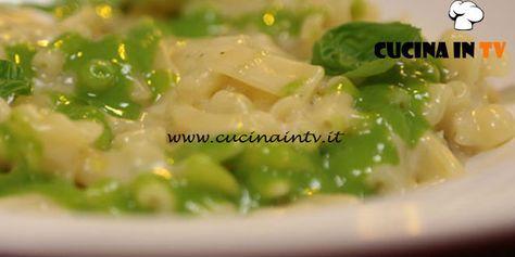 Pasta Con Crema Di Patate E Basilico Ricetta Antonino Cannavacciuolo