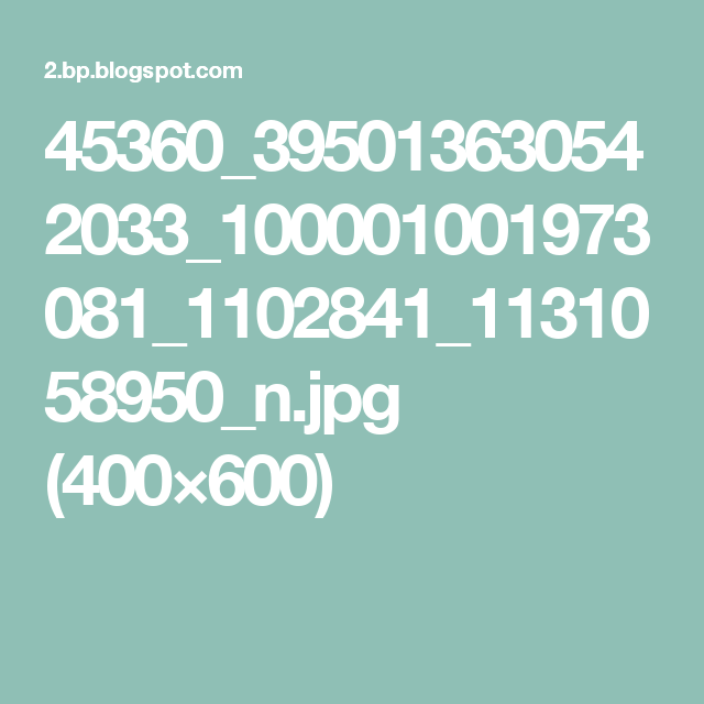 45360_395013630542033_100001001973081_1102841_1131058950_n.jpg (400×600)