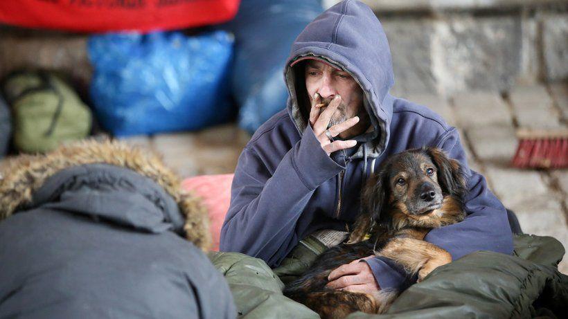 Wie Kann Man Obdachlosen Helfen