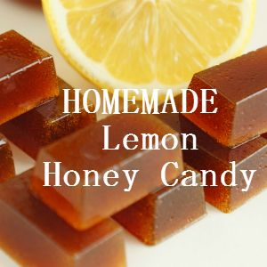 A Classic! Lemon and Honey candies are simple and fresh. These ingredients together are very well known for being a traditional cure for coughs. They are made from scratch by me and contain Organic Raw Honey, Certified Lemon Essence, Organic Lemon Juice, Filtered Water and Granulated Sugar. #Etsy #Homemadecandy #Honeycandy