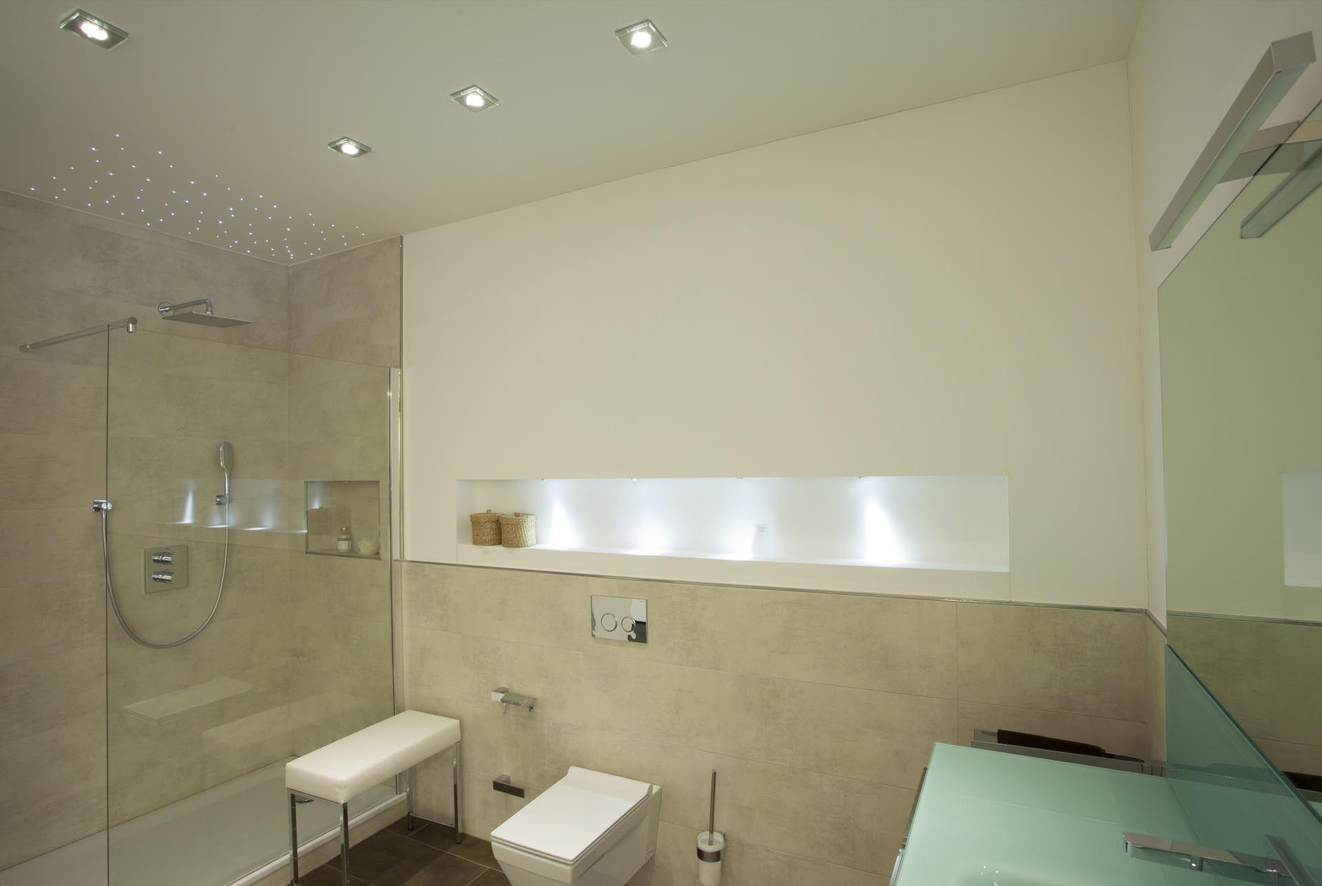 Bildergebnis für deckenspots bad  Badezimmer spiegelschrank