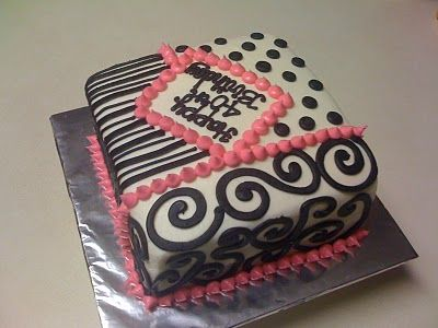 Birthday Sheet Cake Designs Baby Cakes Happy 40th Birthday
