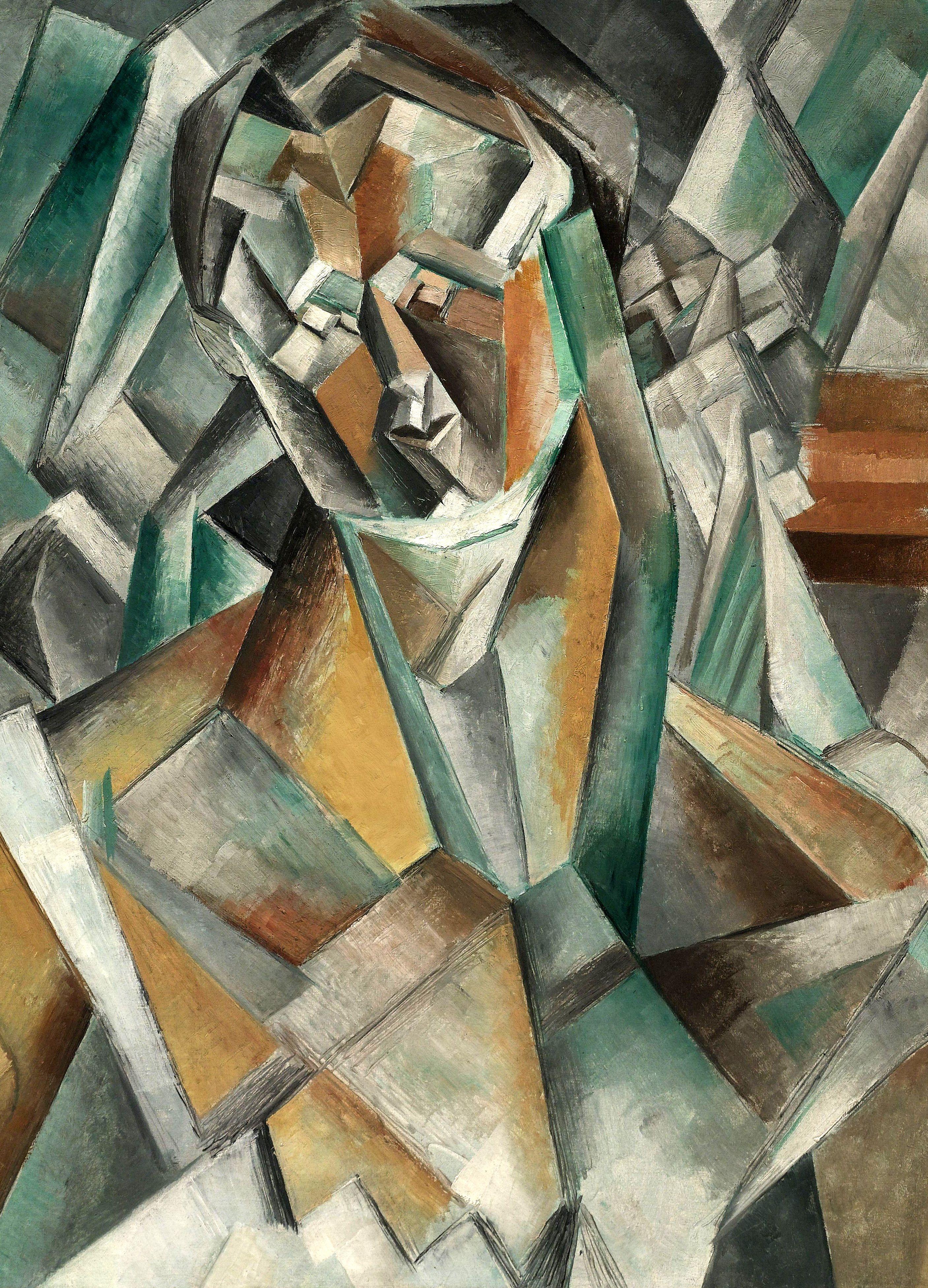 Prix D Un Tableau D Artiste Épinglé sur cubisme portrait, figure