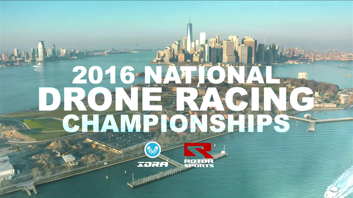 Drone racing is coming to ESPN this August Drone racing