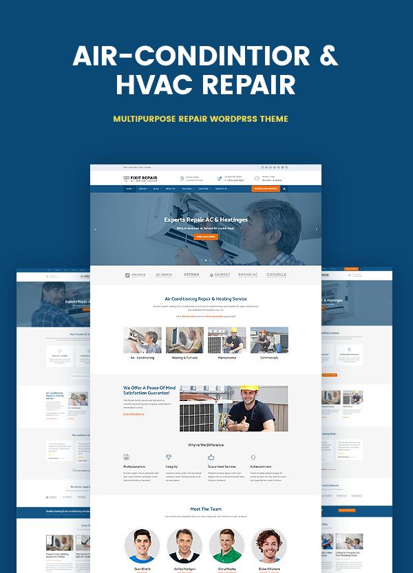 Looking For Hvac Website Templates Ac Repair Is Best Hvac Repair Wordpress Theme Get Wordpress Theme Hvac Acrepa Hvac Repair Hvac Appliance Repair Website