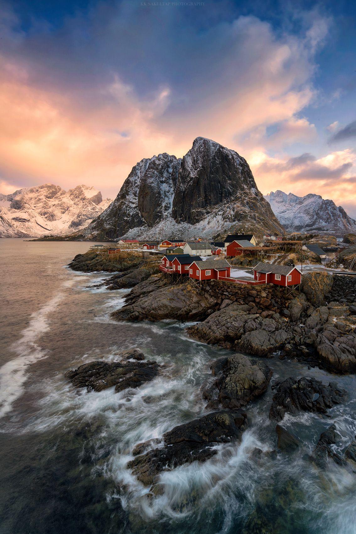 Norway & Lofoten My Heaven on Earth Pantip