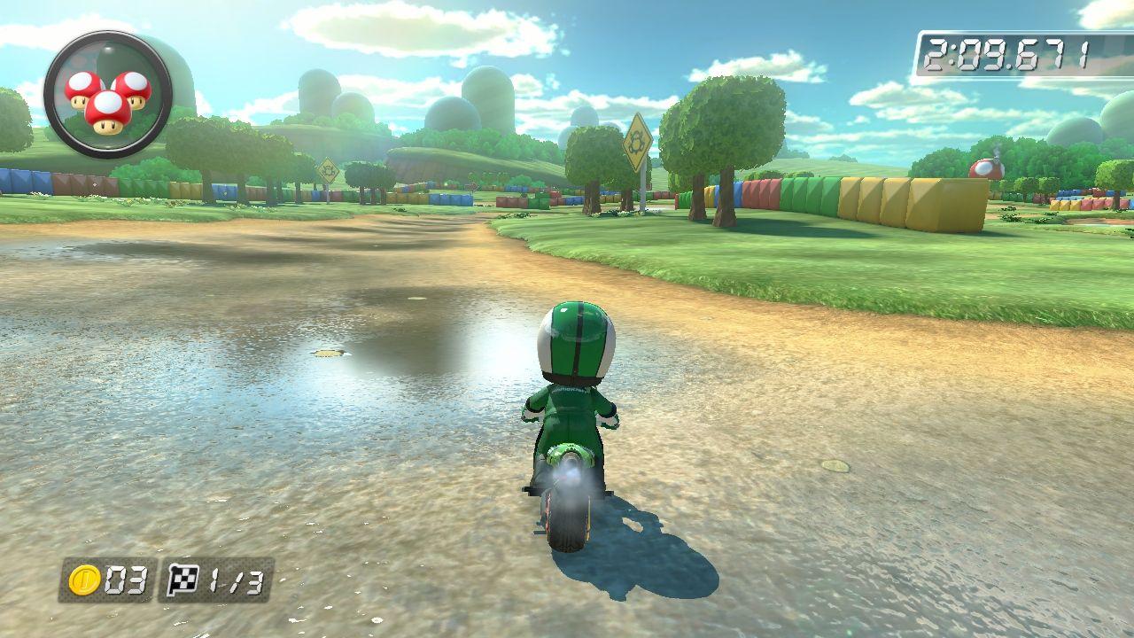 Mario Kart 8 #MarioKart8 http://www.pinterest.com/zeldanet/wii-u/