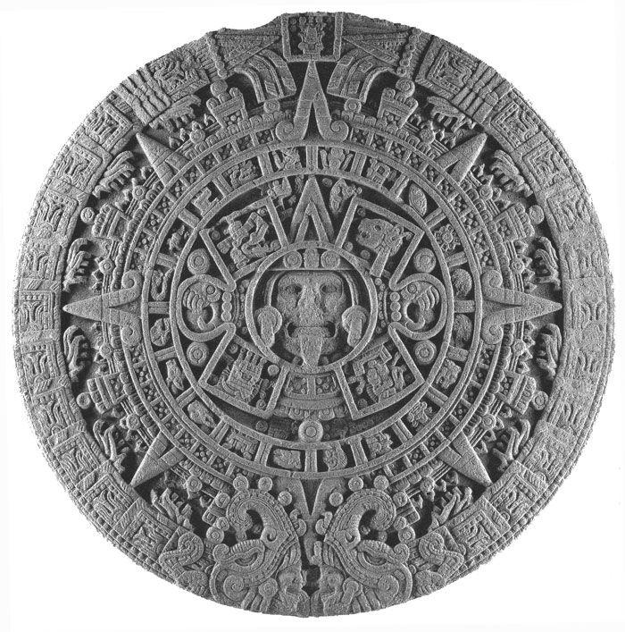'La piedra sería por tanto una especie de profecía pétrea que vaticinaba el fin del mundo mexica, cosa que finalmente ocurrió con la…