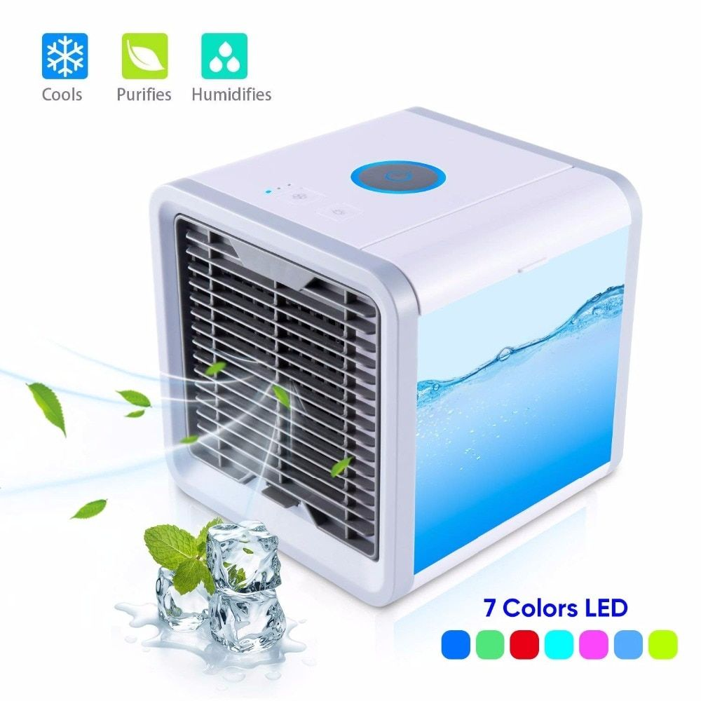 Air Conditioners Air Cooler Arctic Fan Air Personal Space Cooler