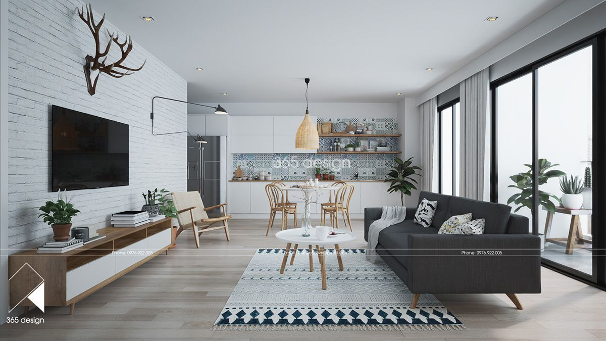 Modern Scandinavian Design For Home Interior Completed With Kids Room Design Apartment Interior Design Modern Scandinavian Design Scandinavian Home Interiors