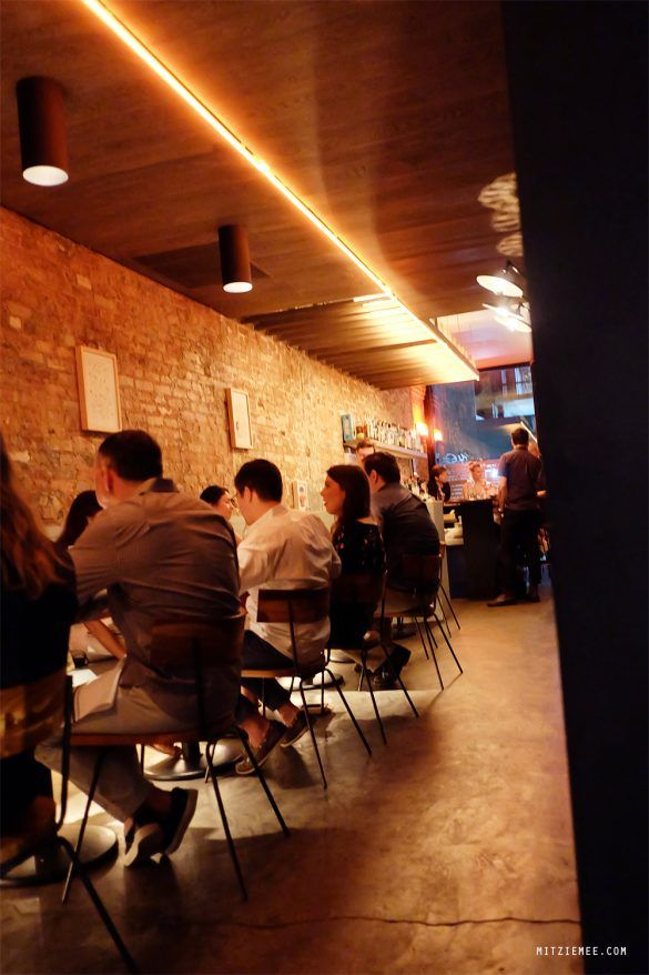 The Tasting Menu At Contra Lower East