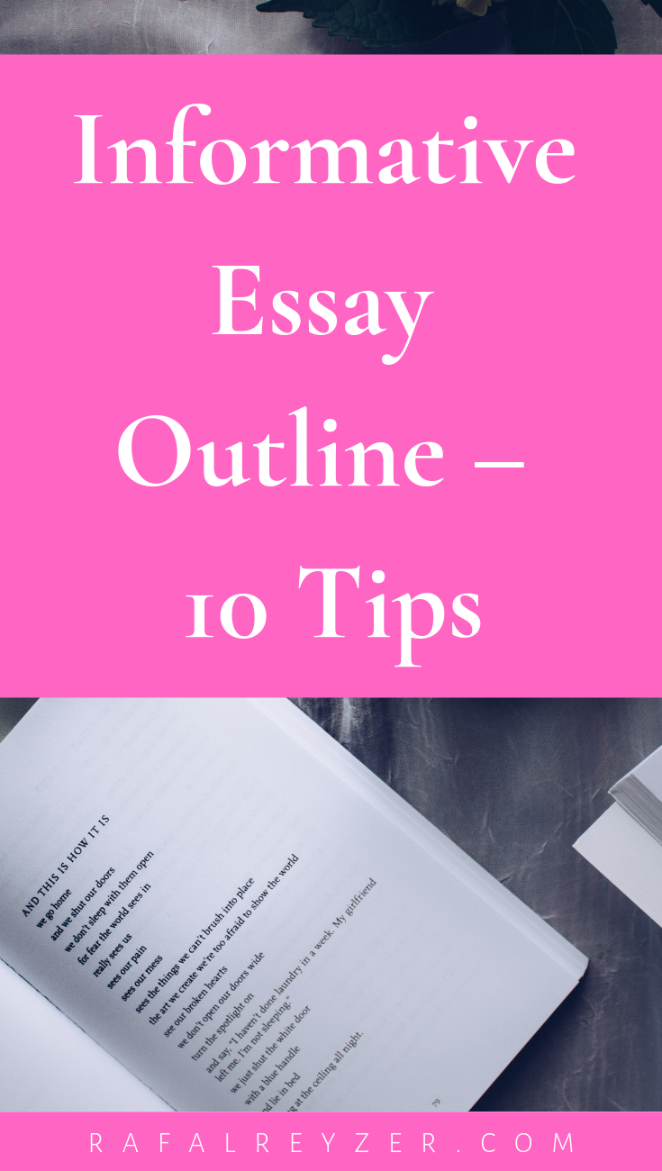 do you know how to write an informative essay writing a successful  do you know how to write an informative essay writing a successful essay  is actually easier than you think there are a couple of rules you need to  respect