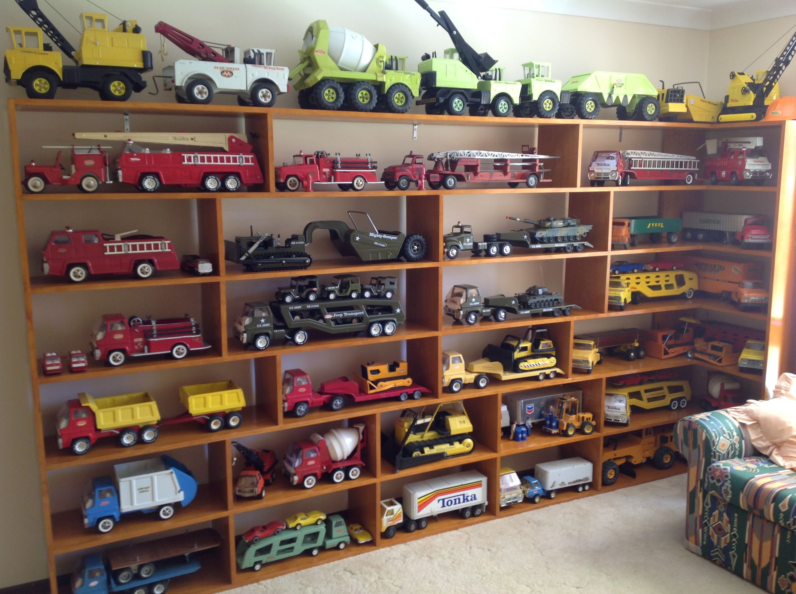 Tonka Collection With Images Tonka Toys