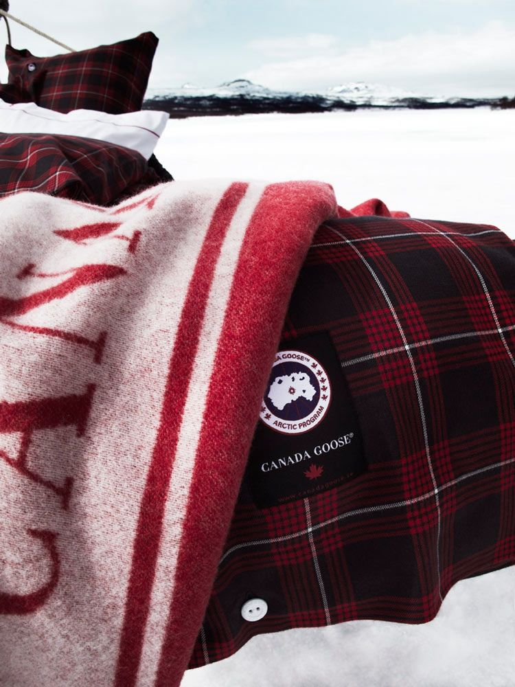 Lodge Check Duvet Cover Canada Goose Home For Hemmet