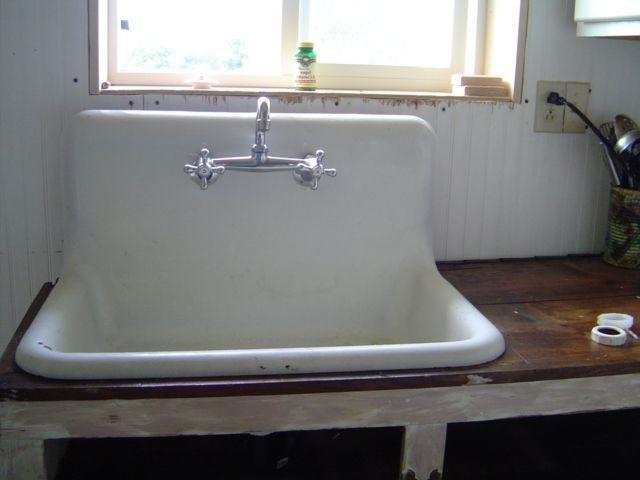old ceramic kitchen sink | sink ideas | pinterest | ceramic