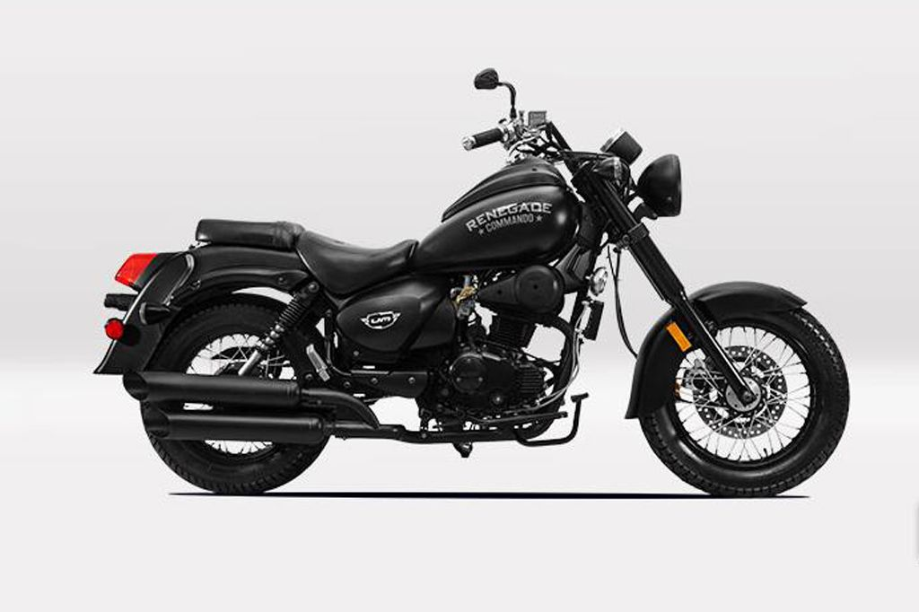 UM Motorcycles To Launch 400cc Cruiser In India, Plans 75