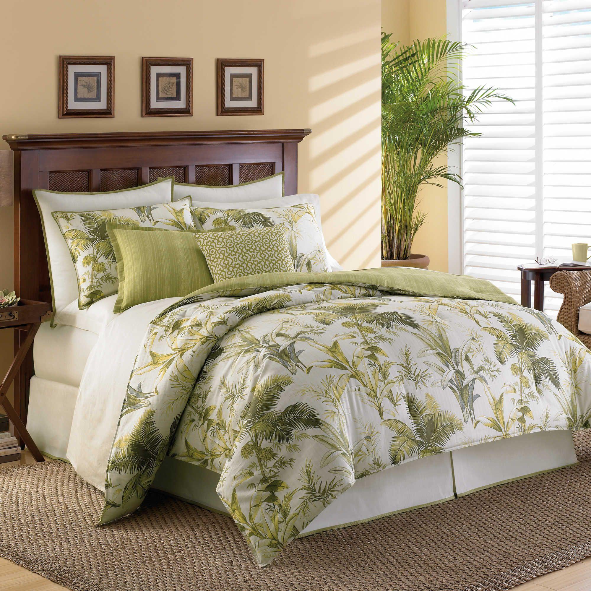 Tommy Bahama Bedding Sets.Tommy Bahama Home Island Botanical Comforter Set Tropical