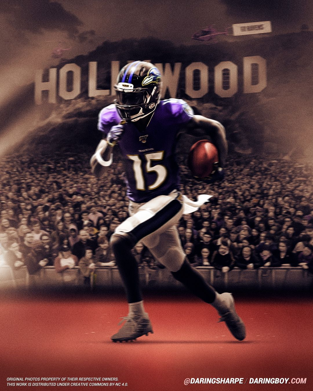 Marquise Brown, Baltimore Ravens (With Images)