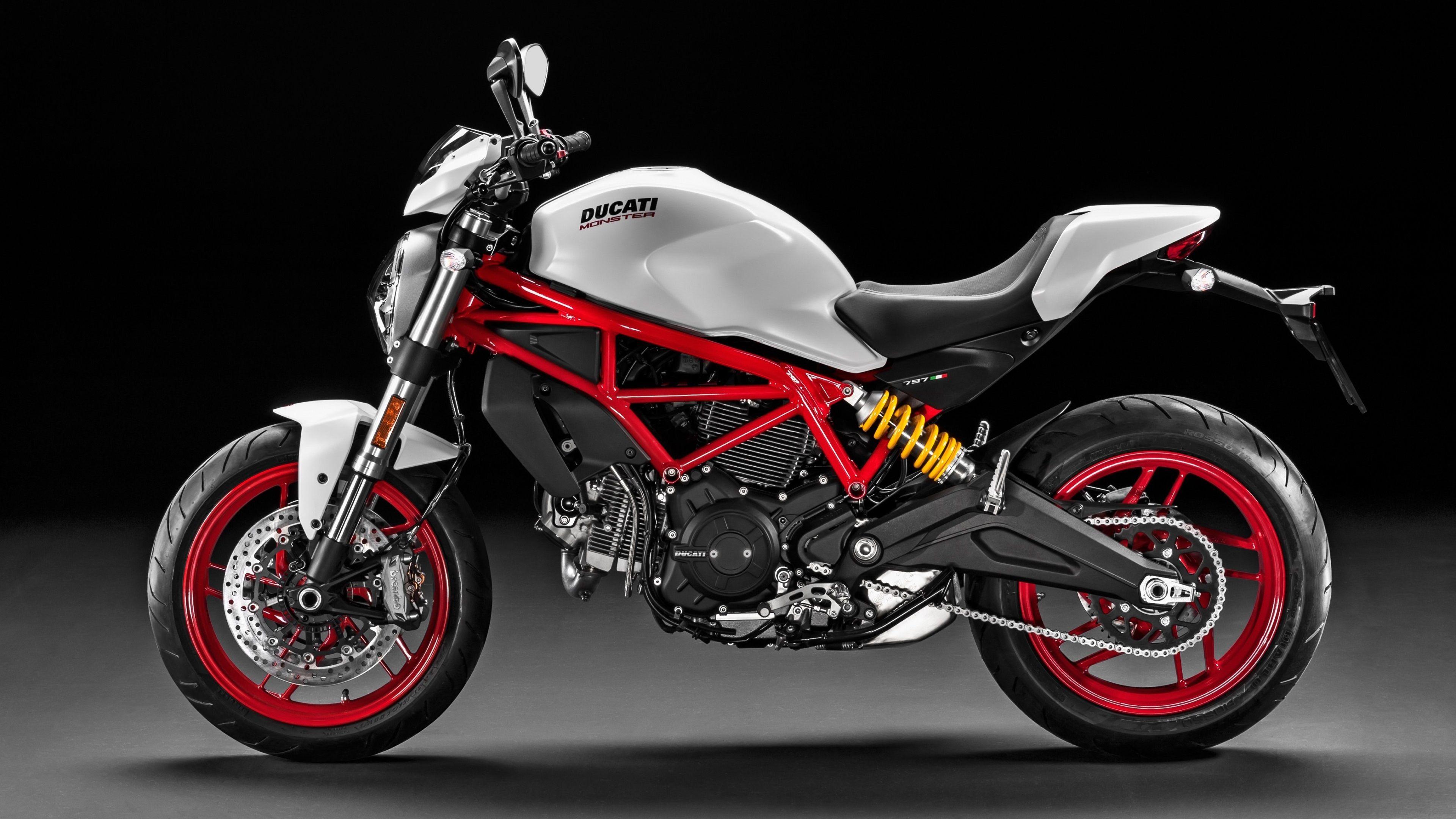 3840x2160 Ducati Monster 797 Plus 4k Hd Pic Ducati Monster Ducati Motorcycle