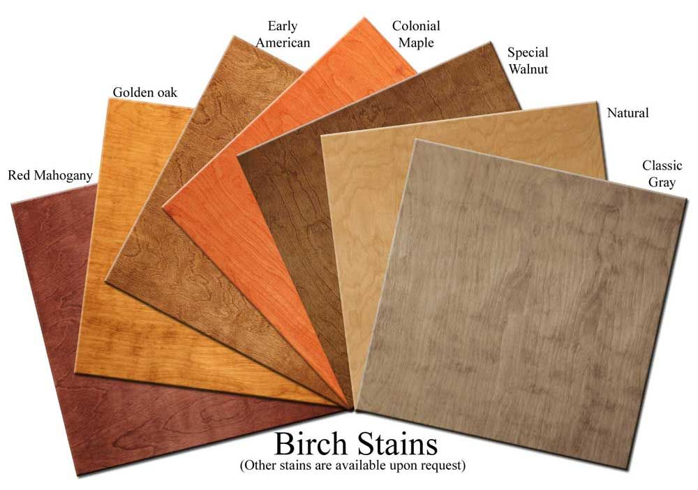 Birch Veneer Tiles Staining Wood Butcher Block Stain Stain Colors