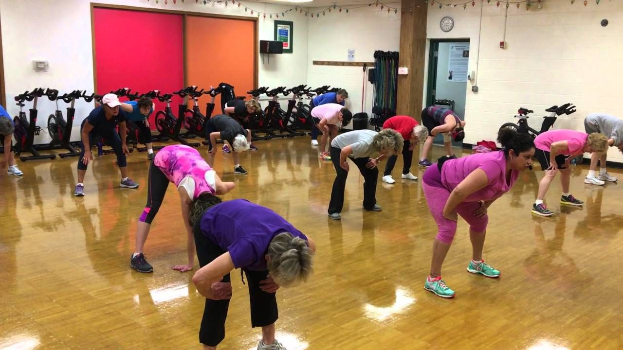 Basic fitness classes at the chippewa valley family ymca