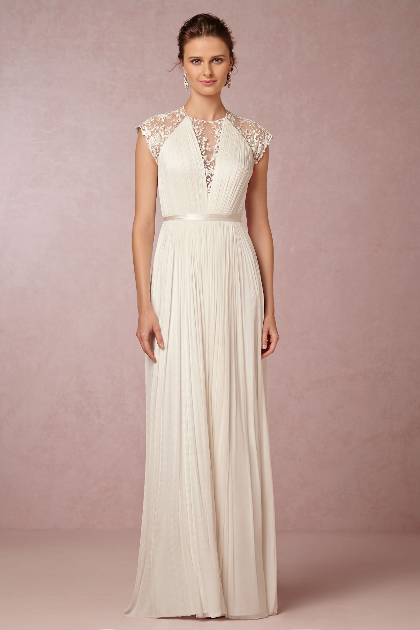 d068a38616b Zoe Gown by Catherine Deane for BHLDN | Bridal Fashion | Simple ...