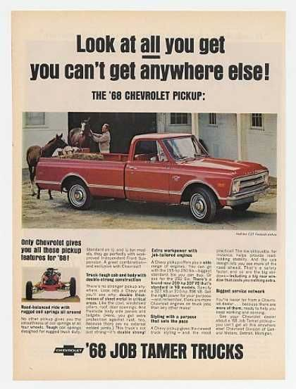 68 chevy truck value