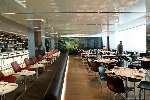 The Modern Modern Restaurant The Modern Nyc Modern