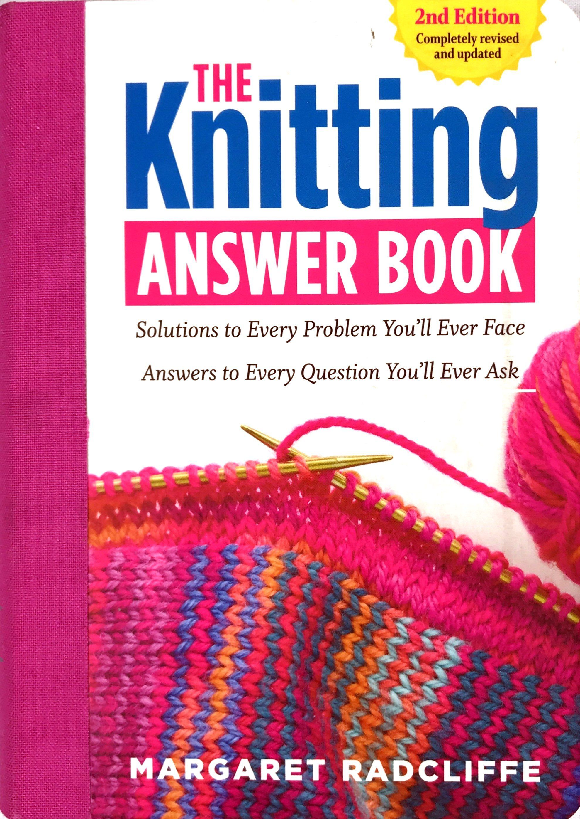 The knitting answer book 2nd edition magic loop knit patterns the knitting answer book 2nd edition fandeluxe Choice Image