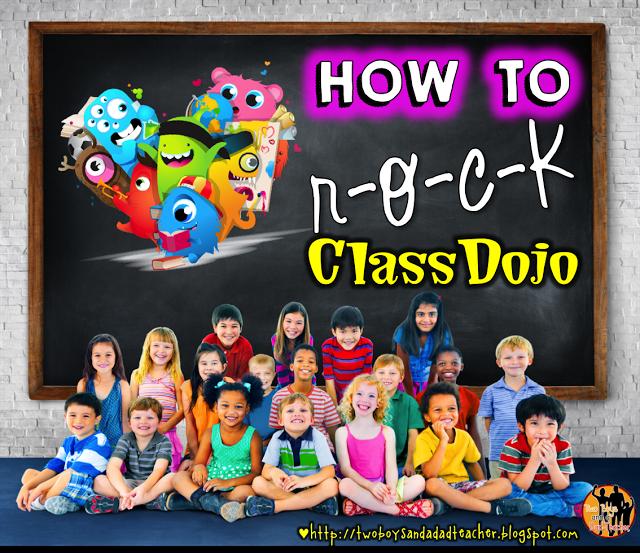 How to ROCK ClassDojo! Class dojo, Classroom management