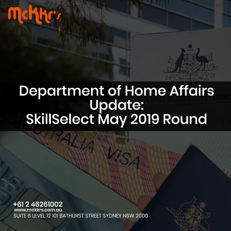 The Department of Home Affairs has released details of the