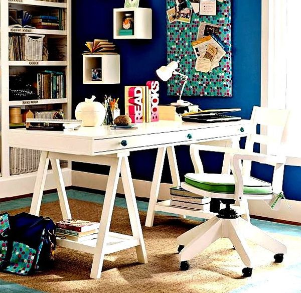 18 Futuristic Home Office With Small Space Ideas
