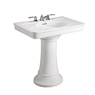 Kallista Tuxedo By Barbara Barry Pedestal Sink P72037 00