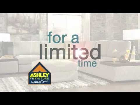 Columbus Day Event Television Commercial For Ashley Furniture HomeStore  Richmond Created By TOMA Advertising