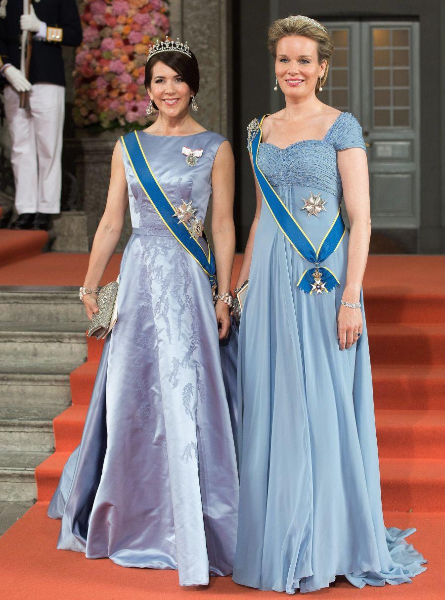 Delighted Princess Marie Of Denmark Wedding Dress Photos - Wedding ...