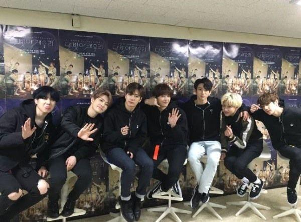 "GOT7 unveiled a teaser video for upcoming studio album ""Flight Log: Arrival""   Koogle TV"