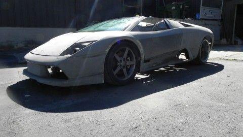 2005 Lamborghini Murcielago Roadster Kit Car Tube Frame Bmw V12