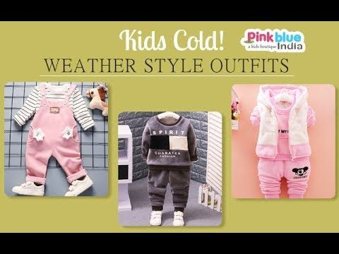 ce140c67b Kid's Cold Weather Outfits, Children Winter Wear, Baby Warm Overalls and  Dungarees, Kids Fall Fashion 2018