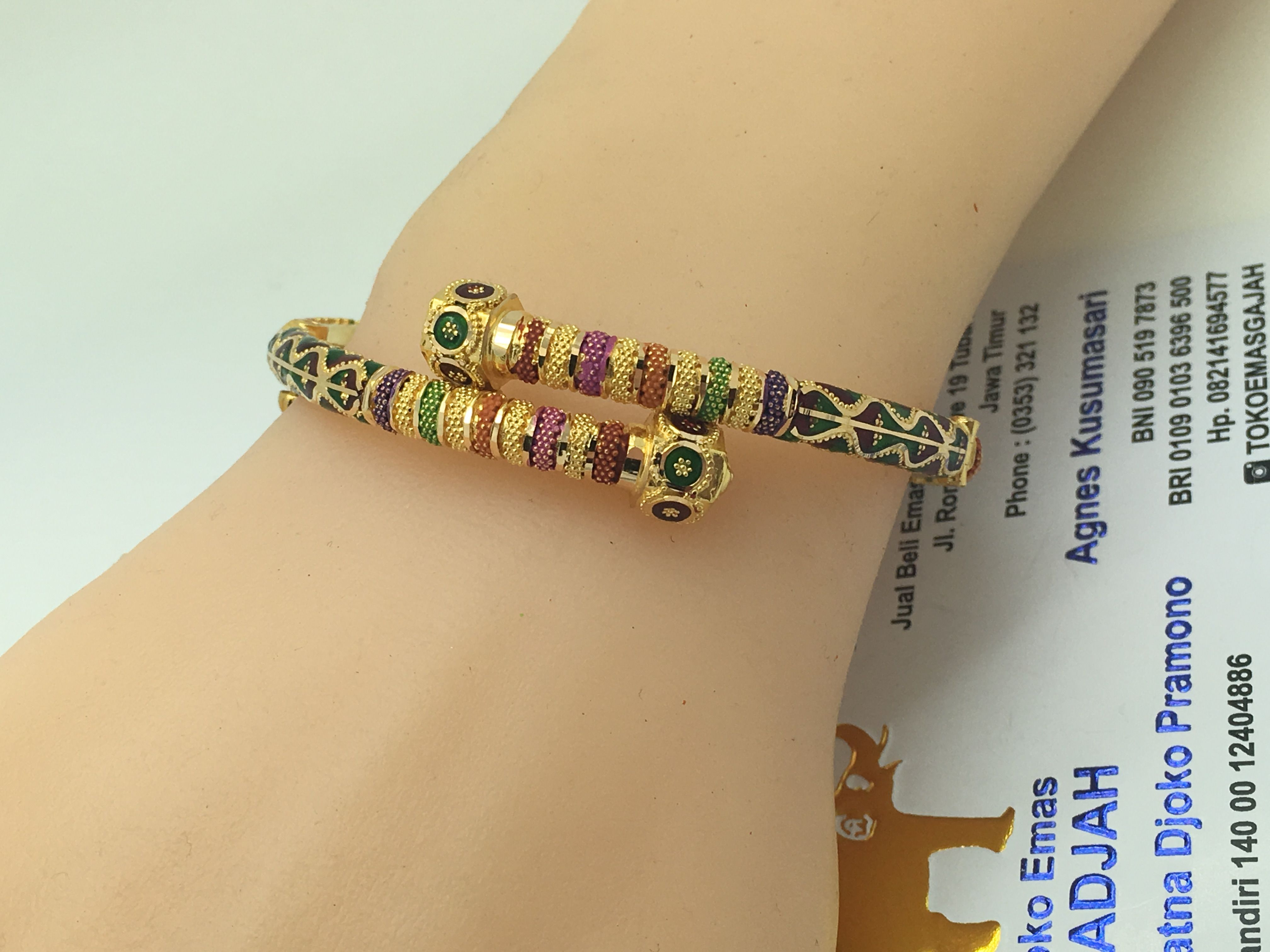 K gold india dubai bracelet bangle bangles