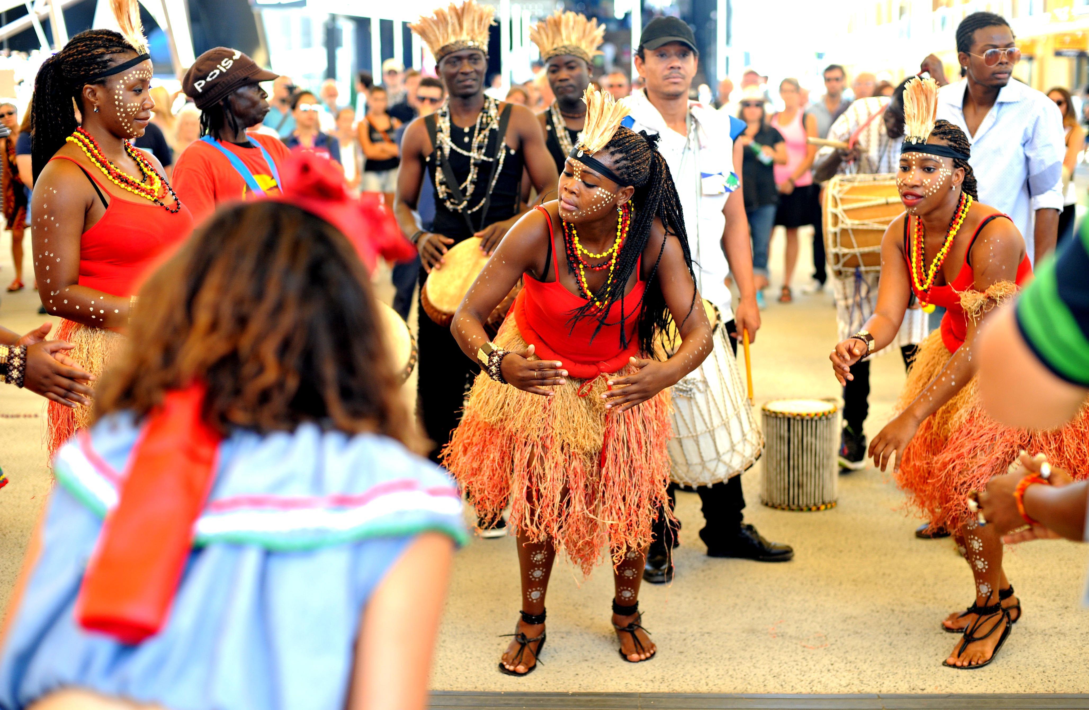 Haiti festeggia il suo National Day portando a Expo Milano 2015 danze e musiche tradizionali | Expo Milano 2015